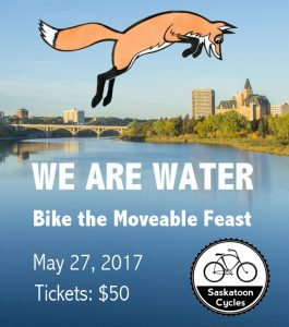 Bike the Moveable Feast 2017